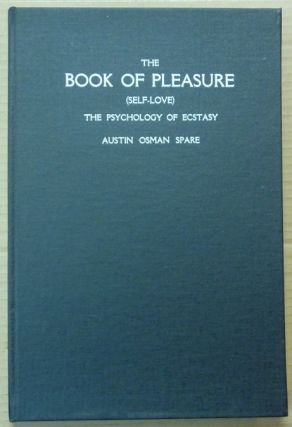 The Book of Pleasure (Self-Love). The Psychology of Ecstasy.