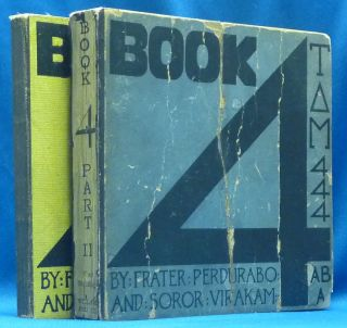 Book 4, Part I & Book 4, Part II [ Book Four Parts 1 and 2 ]; (2 Volumes)