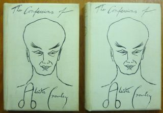 The Spirit of Solitude. An Autobiography. Subsequently re-Antichristened The Confessions of Aleister Crowley. [ 2 Volumes ].