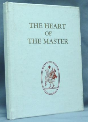 The Heart of the Master. Aleister CROWLEY, Kenneth Grant, Khaled Khan.