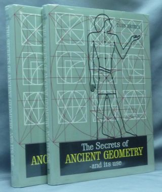 The Secrets of Ancient Geometry and Its Use (2 Volumes). Tons BRUNÉS, Signed