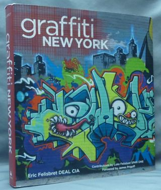 Graffiti New York. Eric FELISBRET