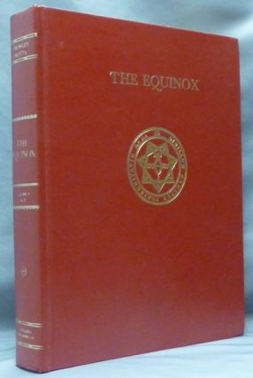 The Equinox. Vol. V. No. 2; The Official Organ of the A. A. The Review of Scientific Illuminism....