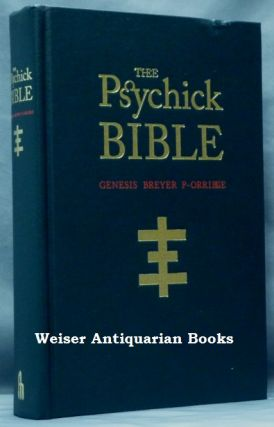 Thee Psychick Bible (Signed, limited edition). Compiled, Jason Louv, Genesis - Signed BREYER...