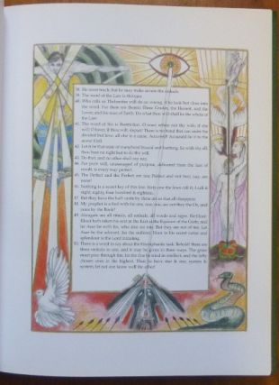 The Book of the Law, The Illuminated Edition.