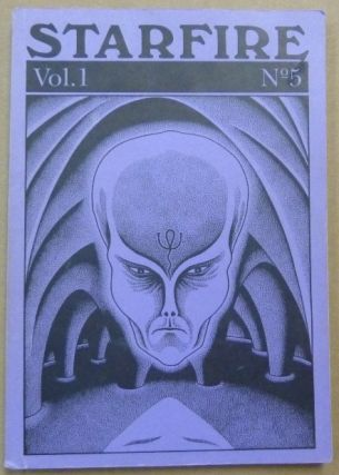 Starfire, Vol. I No. 5, A Magazine of the Aeon. Aleister Crowley, Kenneth Grant related, Michael...