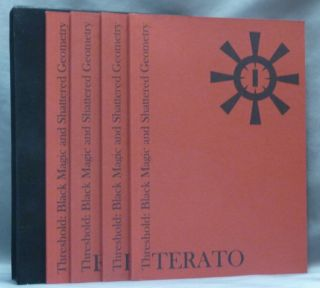 Threshold: Black Magic and Shattered Geometry. Volume 1: Terato, Volume 2: Haruspex, Volume 3:...