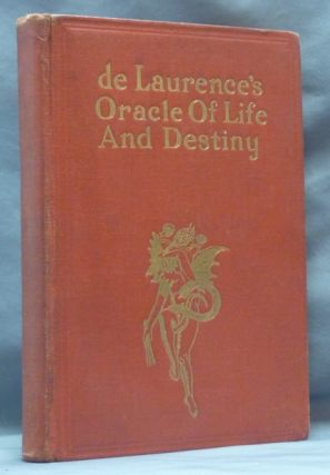 de Laurence's Oracle Mystery of Life and Destiny. Answers Questions Concerning Business,...