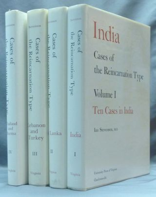 Cases of the Reincarnation Type, Volume I: Ten Cases in India. Volume II: Ten Cases in Sri Lanka....