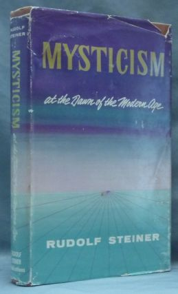 Mysticism at the Dawn of the Modern Age. Karl E. Zimmer., Paul M. Allen.
