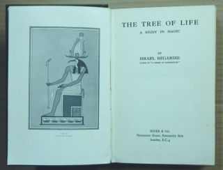 The Tree of Life. A Study In Magic.