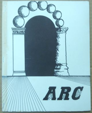 ARC. Issue No. 3. David - FRANKLIN, Gareth Knight authors including Donald Laycock, Francoise...