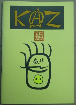 KAOS Number 13 [ Kaos London News ]; Nietzsche Centenary. Joel BIROCO, including Hakim Bey authors