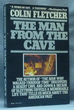 The Man from the Cave. Colin FLETCHER.