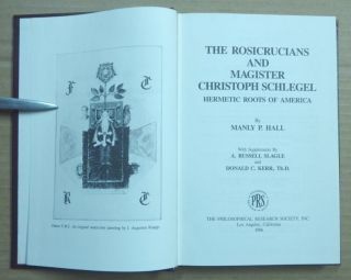 The Rosicrucians & Magister Christoph Schlegel: Hermetic Roots of America.