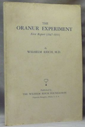 The Oranur Experiment, First Report (1947-1951).