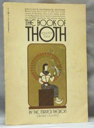 The Book of Thoth. Aleister CROWLEY