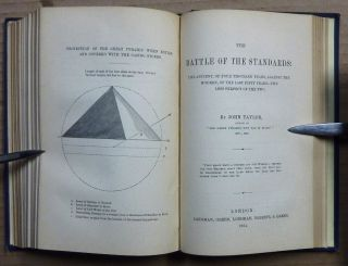 The Great Pyramid: Why Was it Built? And Who Built It? [ together with ] The Battle of the Standards.