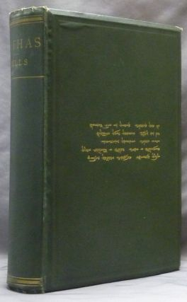 A Study of the Five Zarathushtrian (Zoroastrian) Gâthâs, with Texts and Translations,; also...