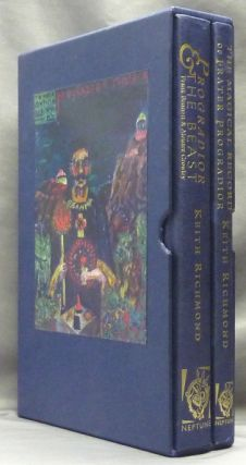 Progradior and the Beast: Frank Bennett and Aleister Crowley, AND The Magical Record of Frater Progradior & other Writings; (Two Volumes in Slipcase)