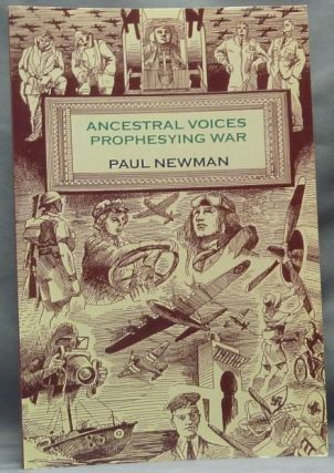 Ancestral Voices Prophesying War – A Tale of Two Suicides. Paul - signed NEWMAN, Aleister...