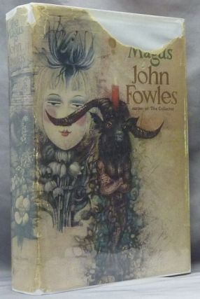 The Magus. John FOWLES, Inscribed