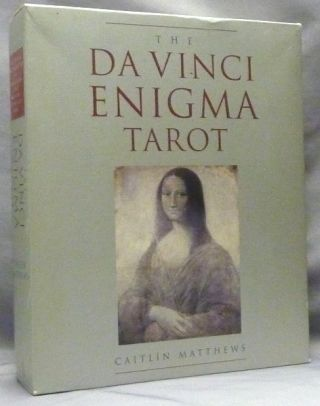 The Da Vinci Enigma Tarot ( Deck & Book, Boxed set ). Caitlin MATTHEWS