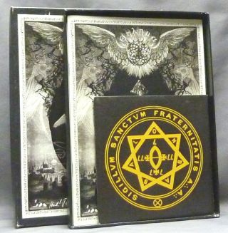 Liber AL vel Legis – 100th Anniversary / 100 Years of Liber AL ( Limited edition boxed set, 2 audio CDs, 4pp booklet and poster ).