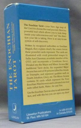 The Enochian Tarot [ boxed Deck and booklet ].