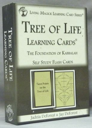 Tree of Life Learning Cards. The Foundation of the Kabbalah - Self Study Flash Cards; Living...