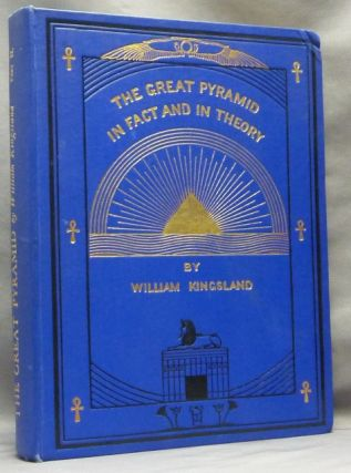 The Great Pyramid in Fact and in Theory. Part I. Descriptive, Part II. Theory ( 2 Volumes ).