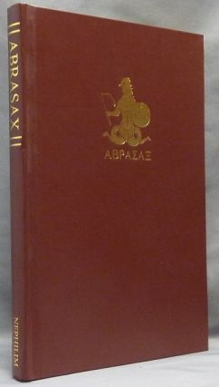 The Book of Abrasax. A Grimoire of the Hidden Gods. Michael - CECCHETELLI, Derik Richards