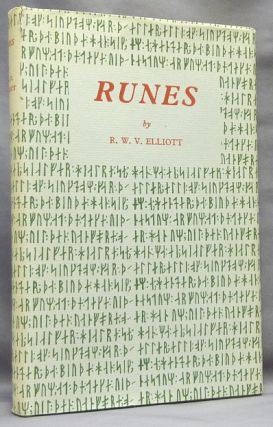 Runes, An Introduction. R. W. V. ELLIOTT