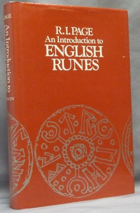 An Introduction to English Runes. R. I. PAGE