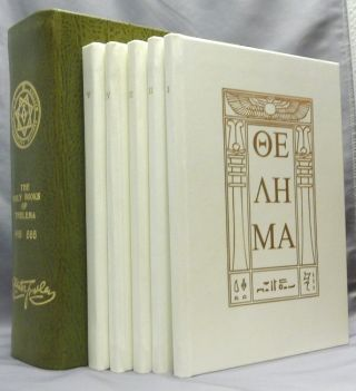 The Holy Books of Thelema, in Five Volumes as received by 666.
