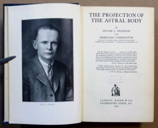The Projection of the Astral Body.