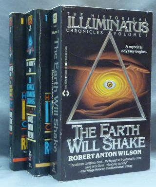The Historical Illuminatus Chronicles. The Earth Will Shake, Volume One. The Widow's Son, Volume...