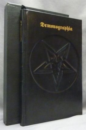 Demonographia. Being a Complete Collection of the Diabolic Portraiture Designed by Louis Breton...