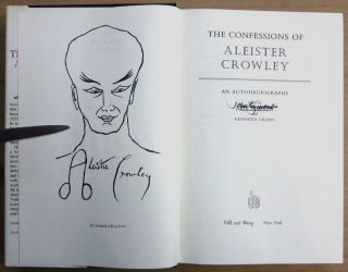 The Confessions of Aleister Crowley: An Autohagiography.