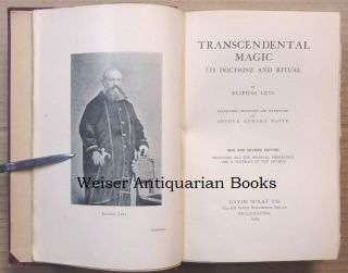 Transcendental Magic: Its Doctrine and Ritual.