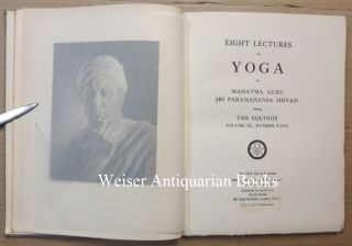 Eight Lectures on Yoga. The Equinox Volume III., Number Four.