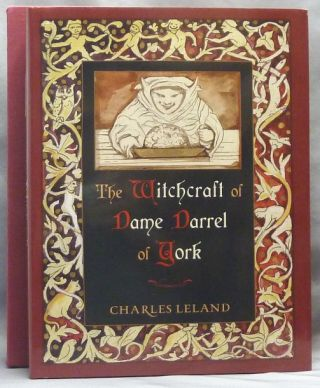 The Witchcraft of Dame Darrel of York. Witchcraft, Introduction and, Robert Mathiesen, Hans...