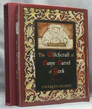 The Witchcraft of Dame Darrel of York.