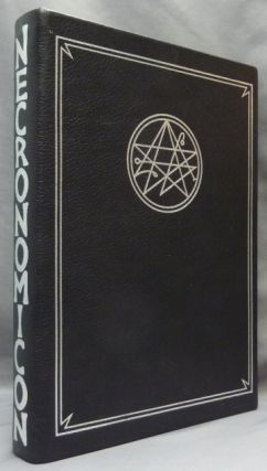 The Necronomicon. Necronomicon, Signed, numbered, Edits SIMON, Introduces, a new Preface
