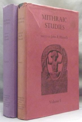 Mithraic Studies, Volumes 1 & 2. (Two Volumes, complete); Proceedings of the First International...