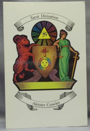 Tarot Divination. Aleister CROWLEY