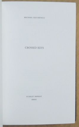 Crossed Keys. Being a Chimeric Binding of Both The Black Dragon and the Enchiridion of Pope Leo III.