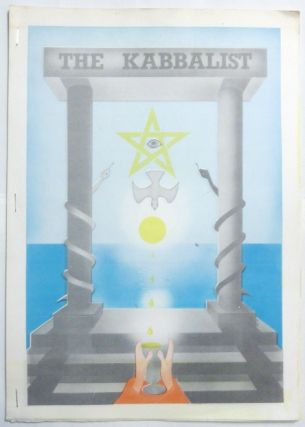 The Kabbalist, Volume 4, No. 6. June quarter, 1984. International Order of Kabbalists, authors