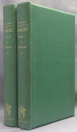 The History and Practice of Magic ( 2 Volumes ). Jean Baptiste, Christian Pitois, Paul ....