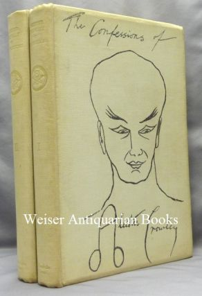 The Spirit of Solitude. An Autobiography. Subsequently re-Antichristened The Confessions of Aleister Crowley. [ 2 Volume Set ].